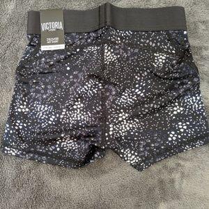 NWT Victoria's Secret sport shorts